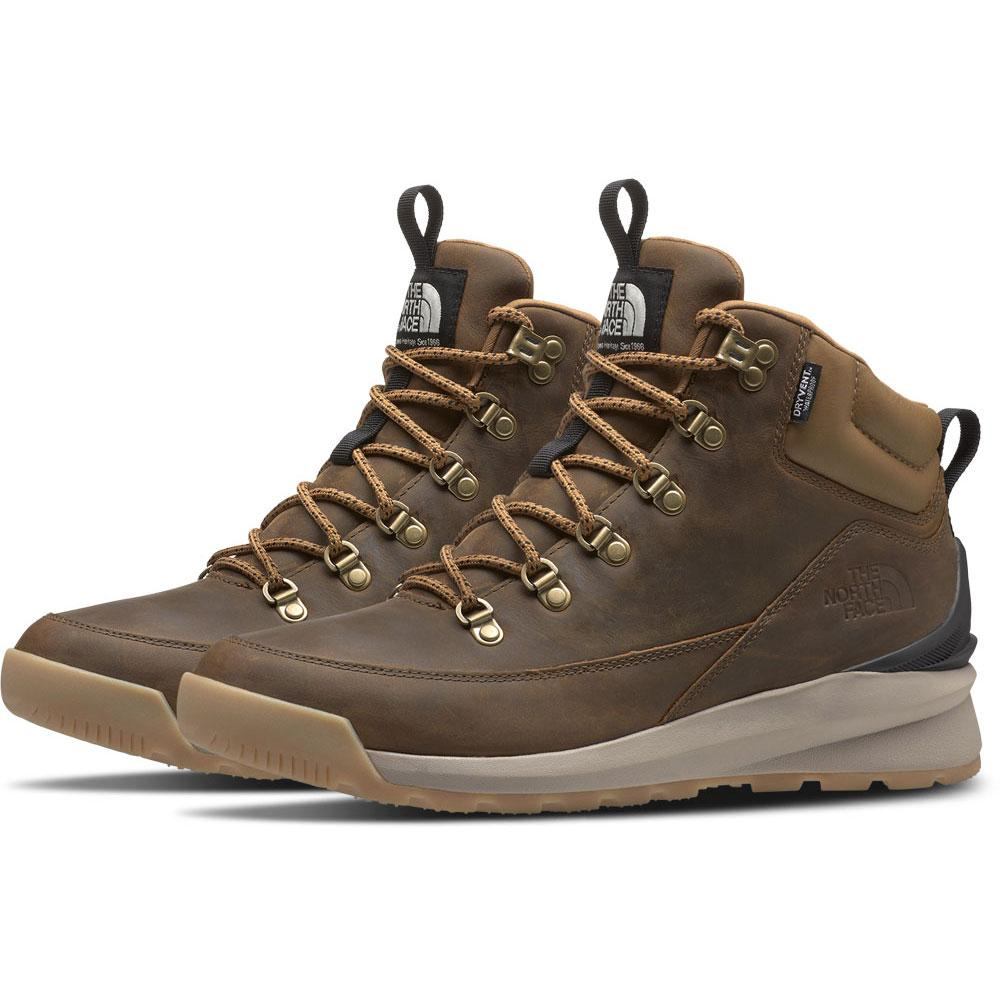 The North Face Back- To- Berkeley Mid Waterproof Winter Boots Men's