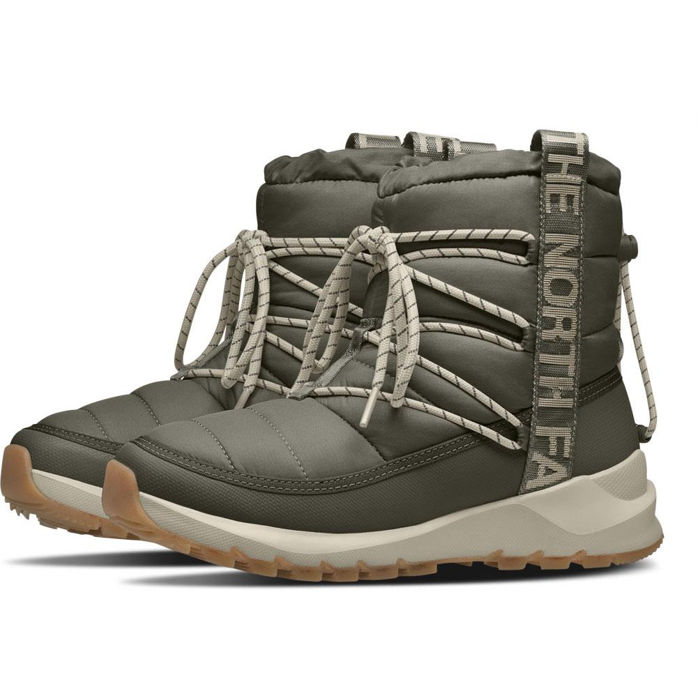 The North Face Thermoball Lace Up Winter Boots Women's