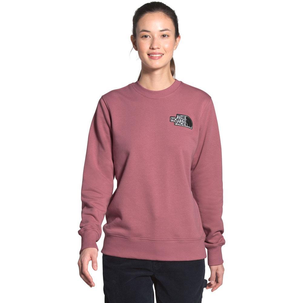 The North Face Heritage Crew Sweatshirt Women's