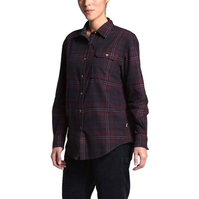 The North Face Berkeley Boyfriend Long Sleeve Shirt Women's