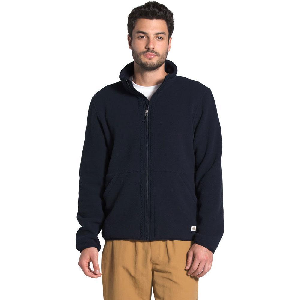The North Face Carbondale Full Zip Fleece Top Men's