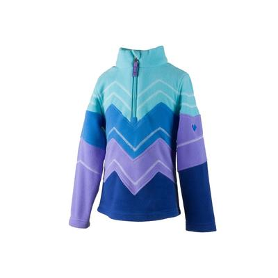 OBERMEYER G ZIG FLEECE TOP