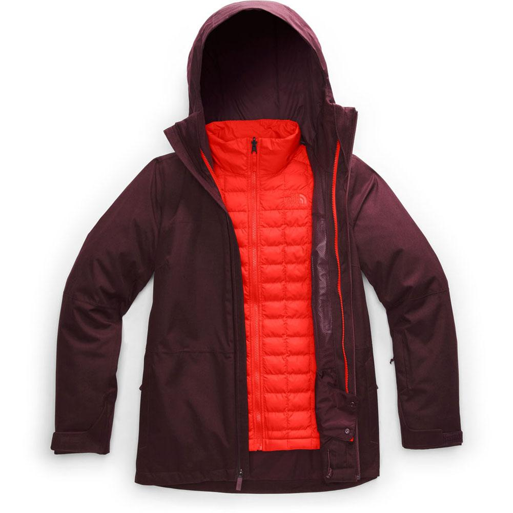 The North Face Thermoball Eco Snow Triclimate Jacket Women's