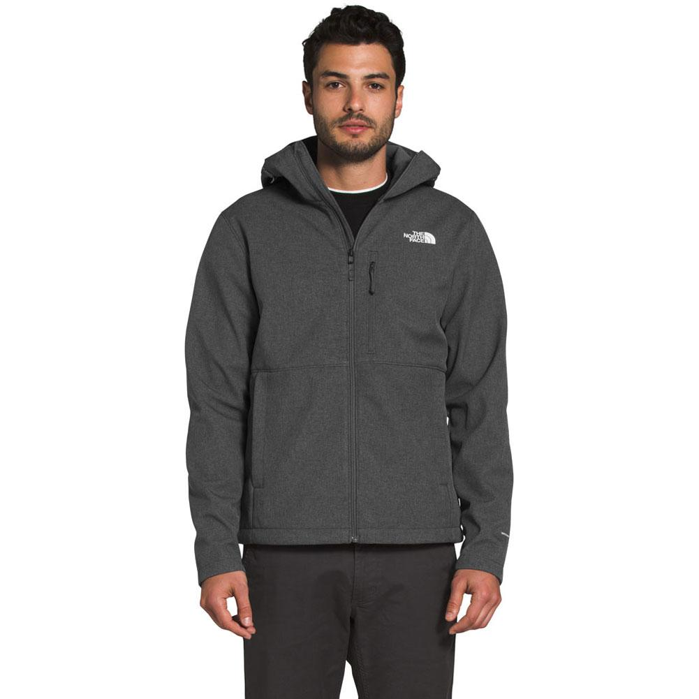 The North Face Apex Bionic 2 Hooded Soft- Shell Jacket Men's