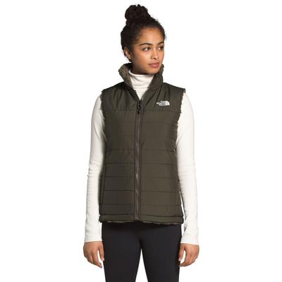 The North Face Mossbud Reversible Insulated Vest Women's