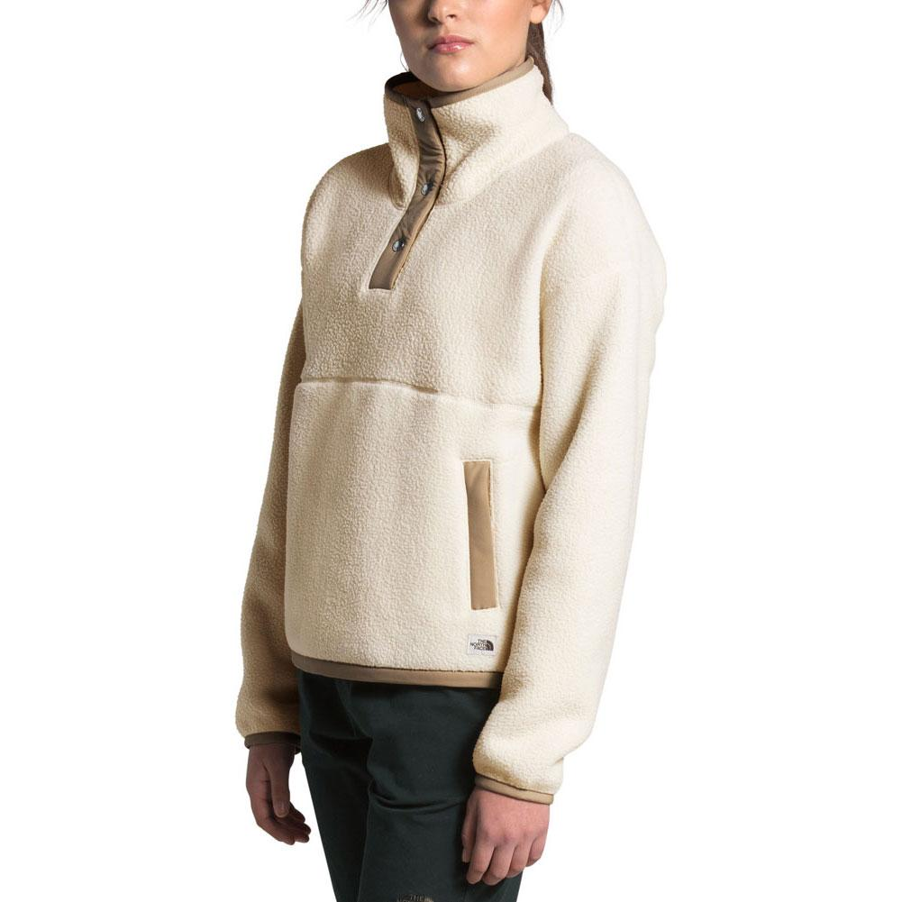 The North Face Cragmont 1/4 Snap Fleece Top Women's