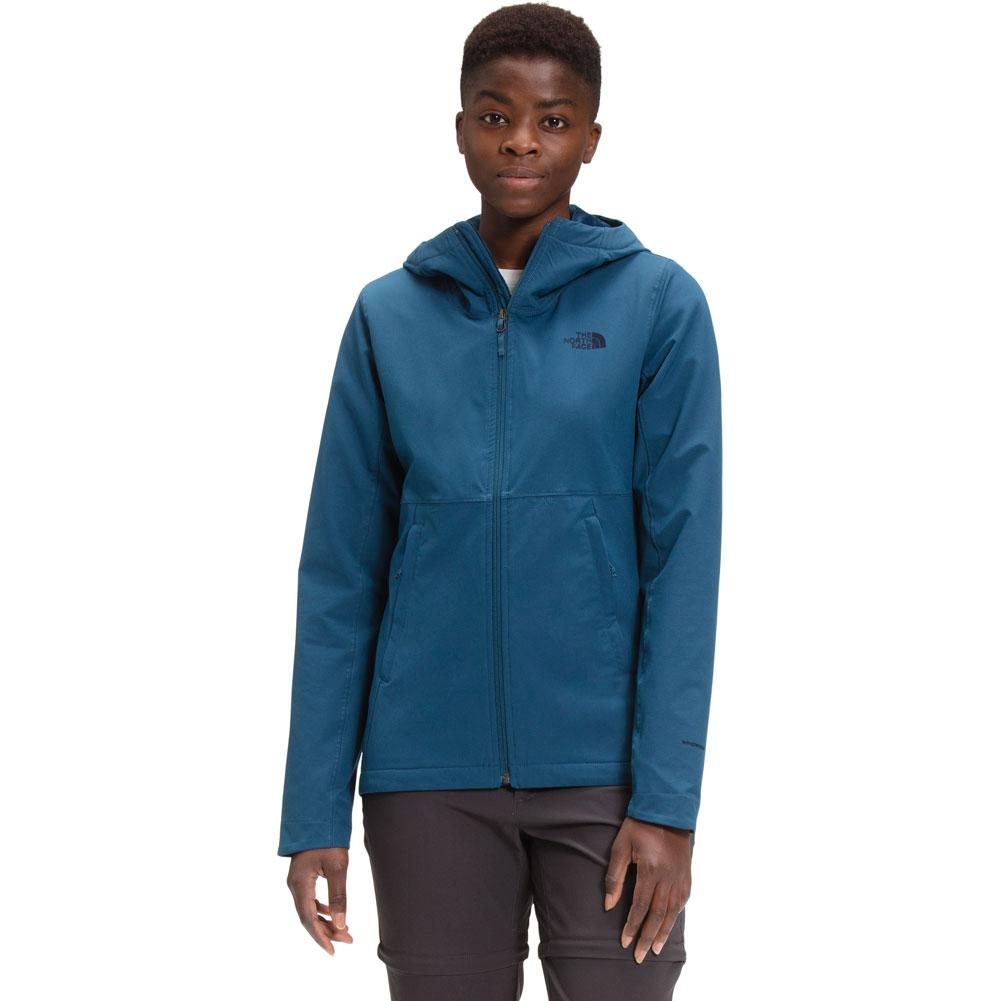 The North Face Shelbe Raschel Soft- Shell Hoodie Women's