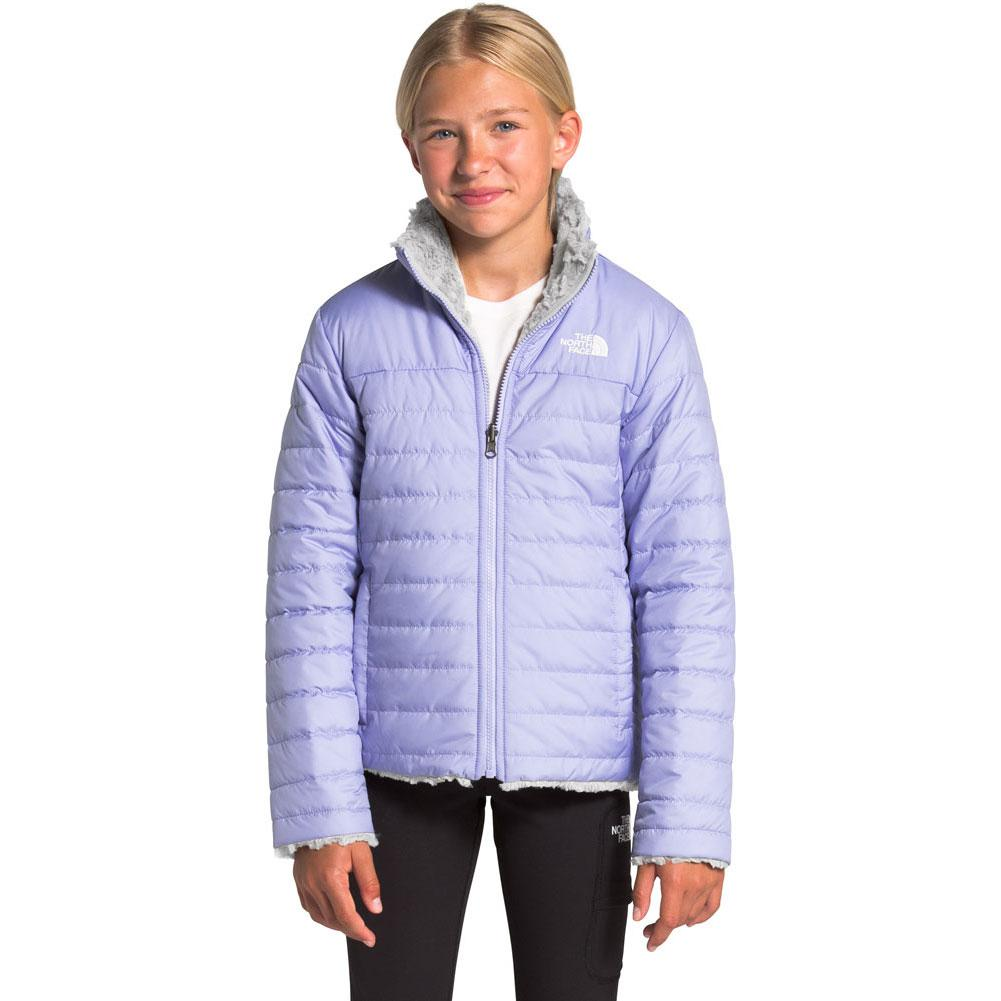 The North Face Mossbud Swirl Reversible Insulated Jacket Girls '