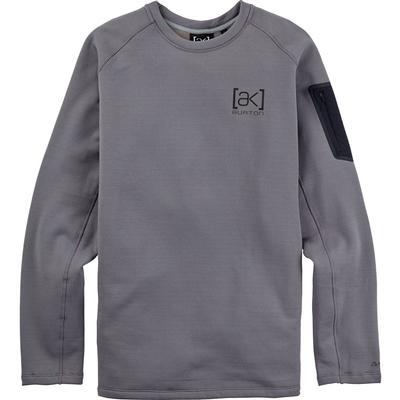 Burton AK Baker Power Stretch Fleece Crew Sweatshirt Men's