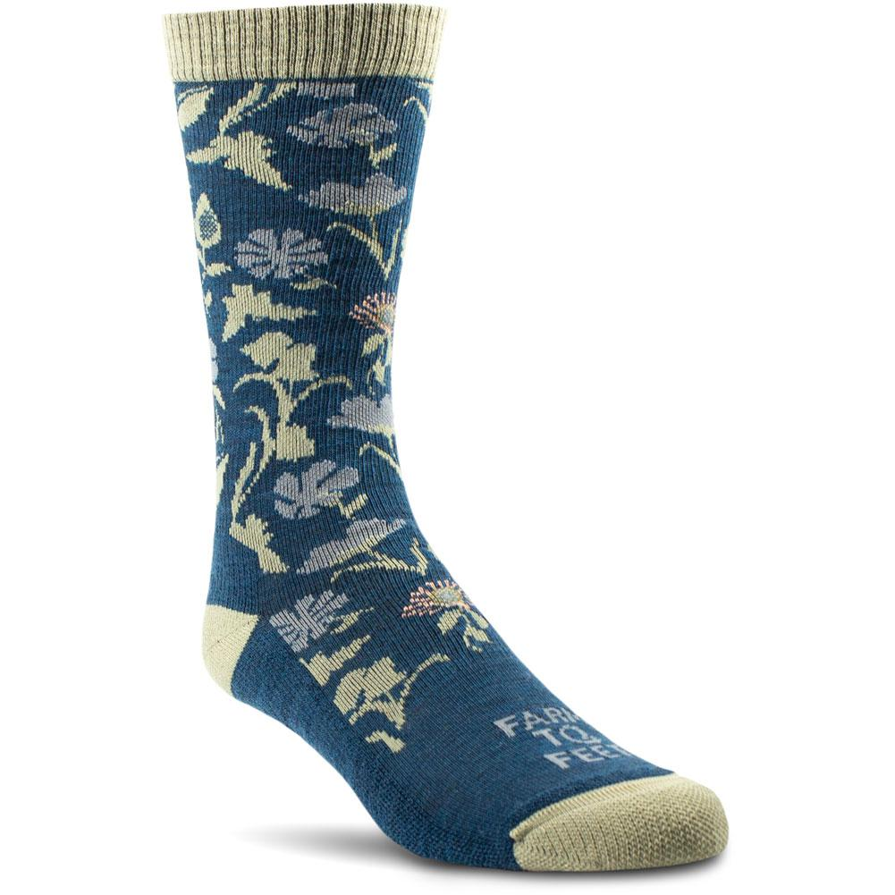 Farm To Feet York Crew Everyday Socks Women's