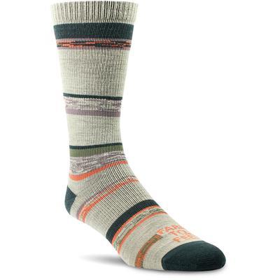 Farm To Feet King Ultralight Stripe Crew Socks