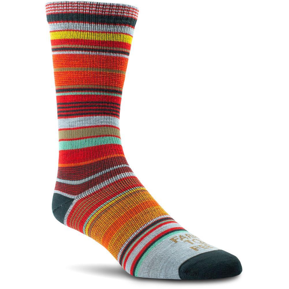 Farm To Feet Ithaca Crew Everyday Socks Women's