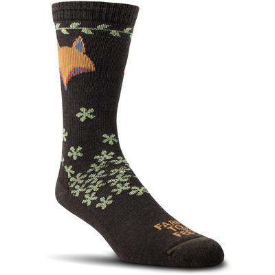 Farm To Feet Emeryville Lightweight Fox Crew Socks Women's