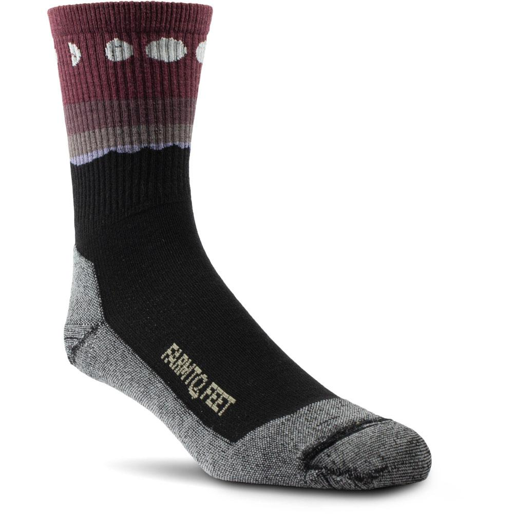 Farm To Feet Flagstaff Lightweight 3/4 Crew Socks