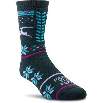 Farm to Feet Hampton Everyday Socks Women's