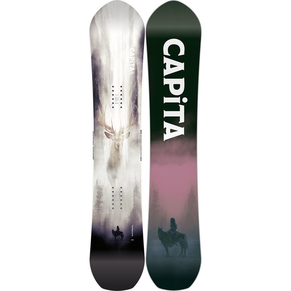 Capita The Equalizer Snowboard 2021