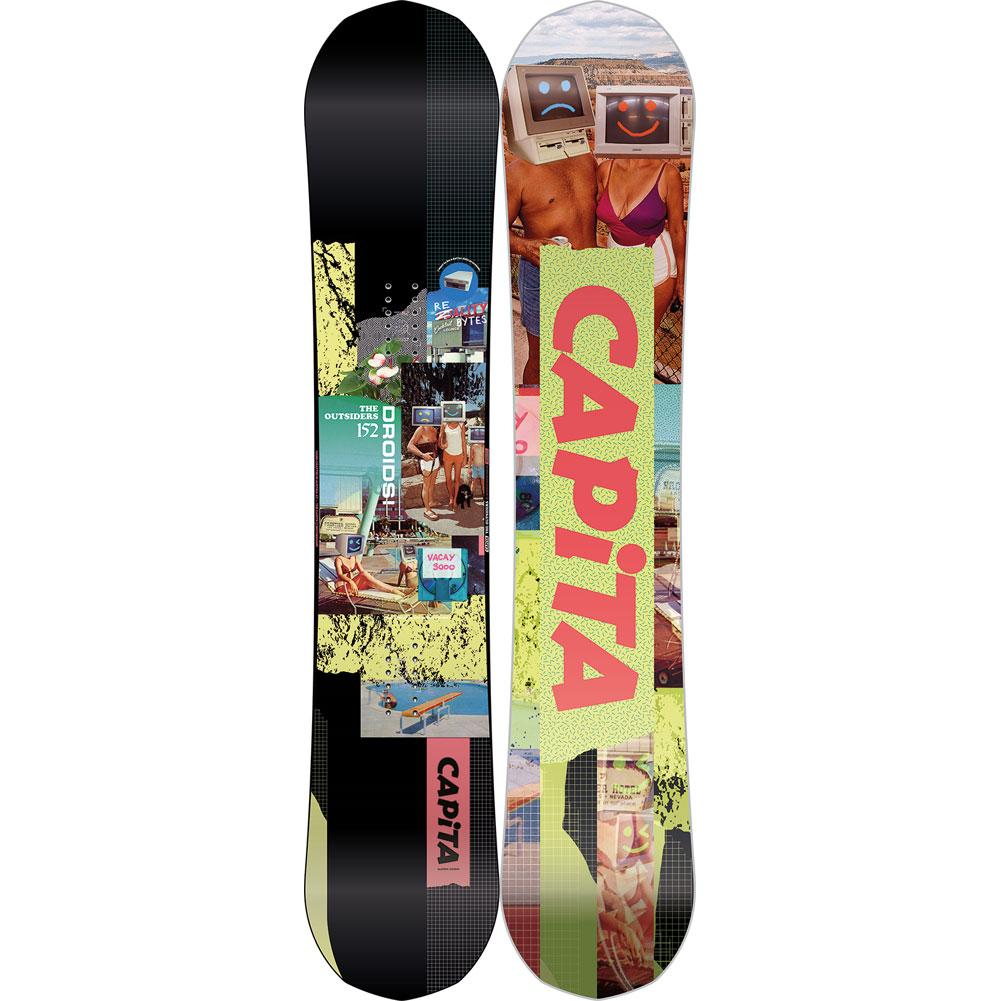 Capita The Outsiders Snowboard 2021