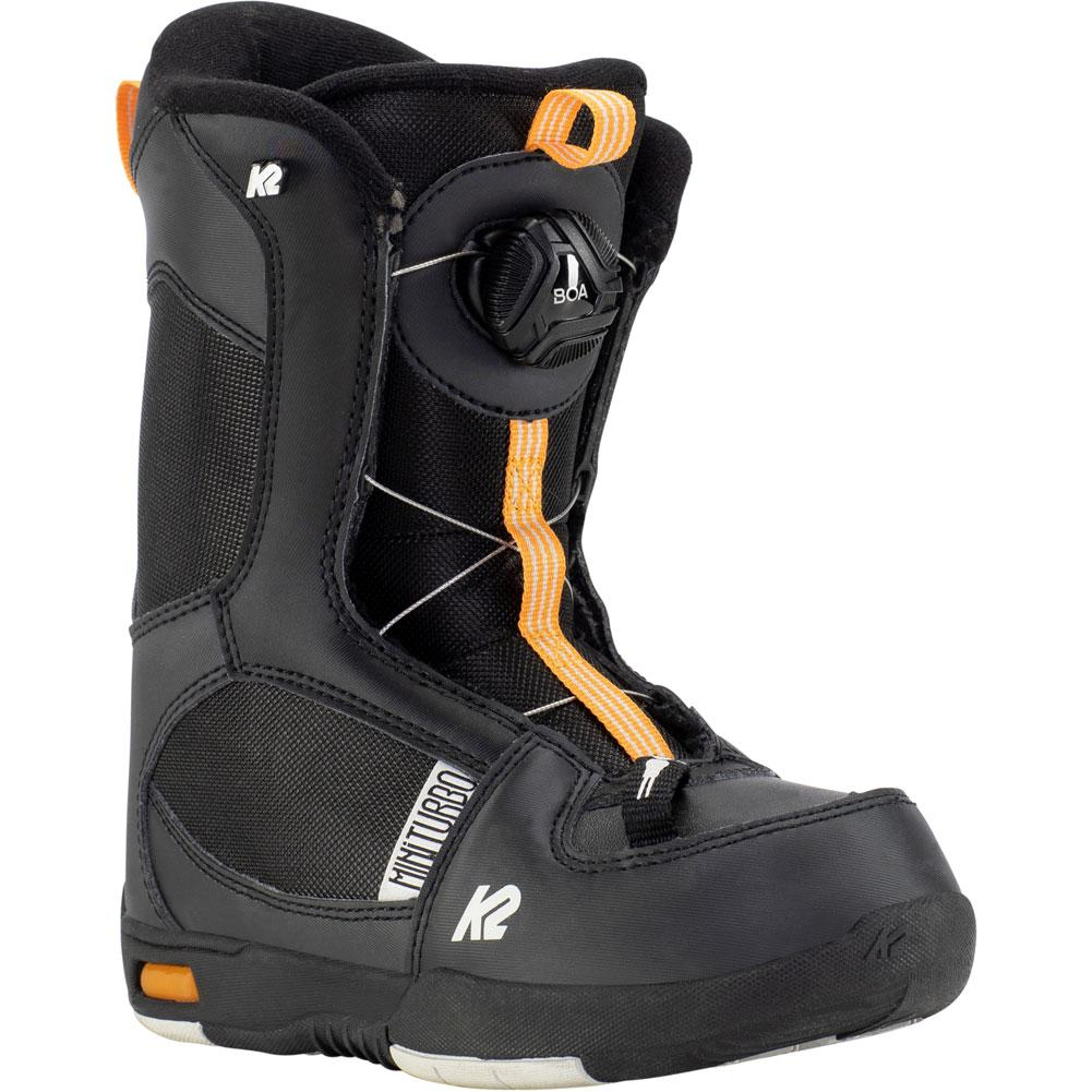 K2 Mini Turbo Snowbord Boots Boys '