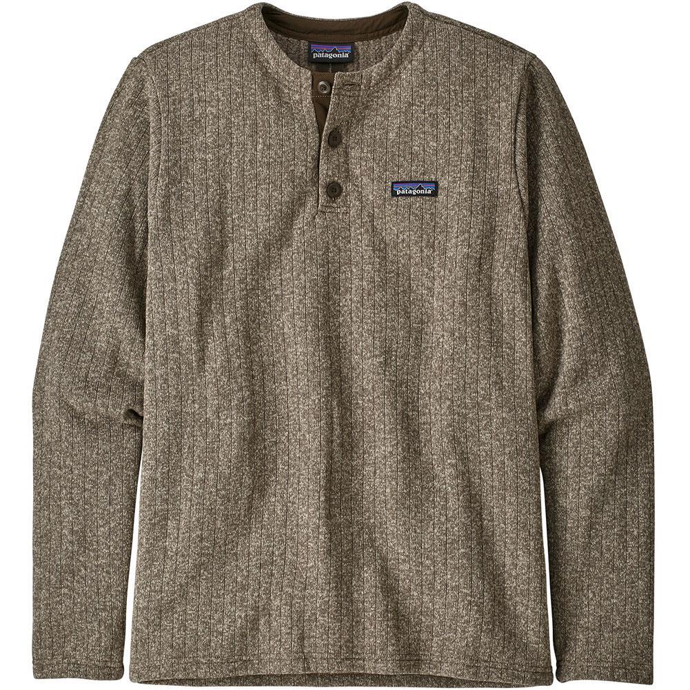 Patagonia Better Sweater Henley Pullover Fleece Men's