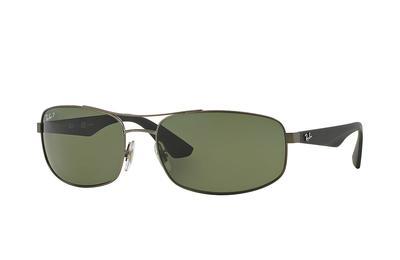 Ray Ban Metal Man Sunglasses
