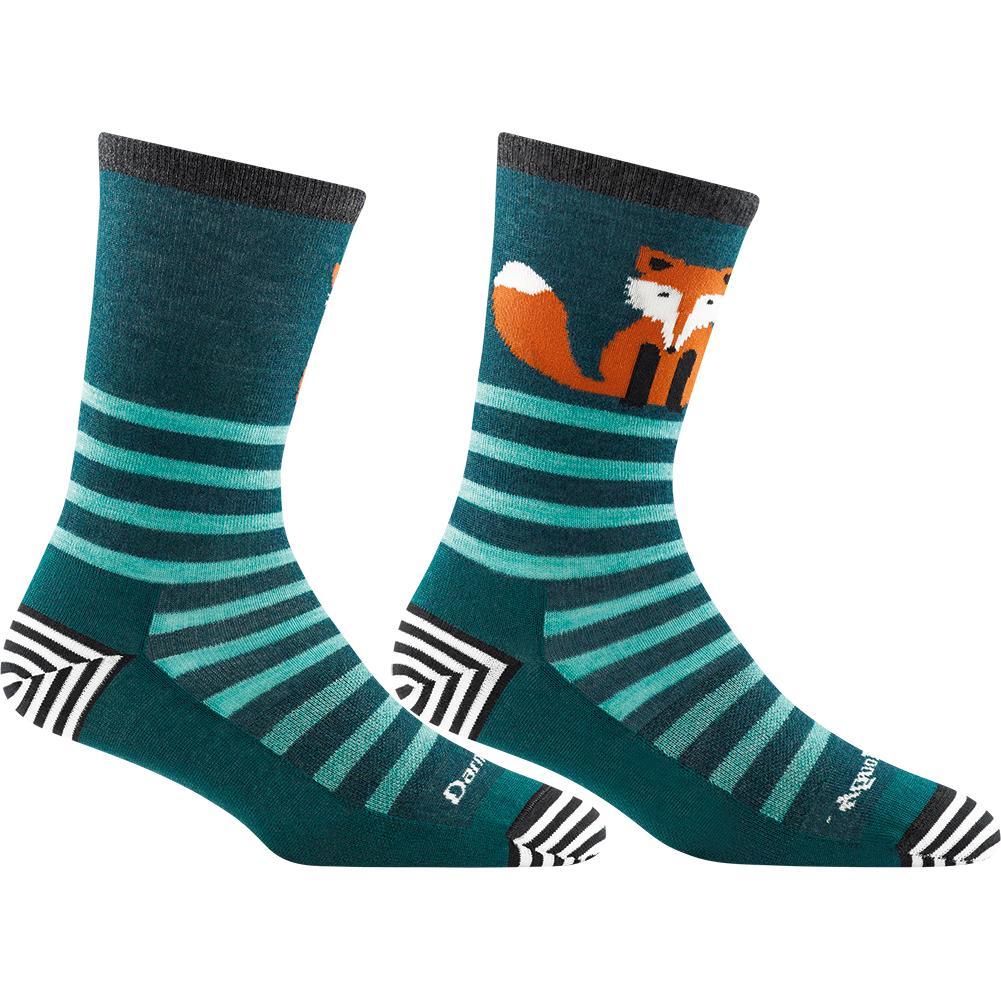 Darn Tough Vermont Animal Haus Crew Lightweight Socks Women's