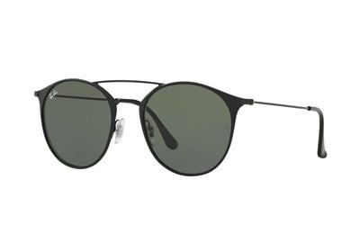 Ray Ban Steel Unisex Sunglasses