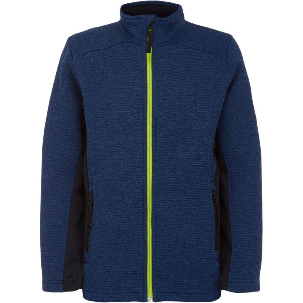 Spyder Encore Full Zip Fleece Jacket Boys '