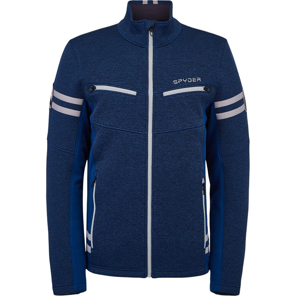 Spyder Wengen Encore Full Zip Fleece Jacket Men's