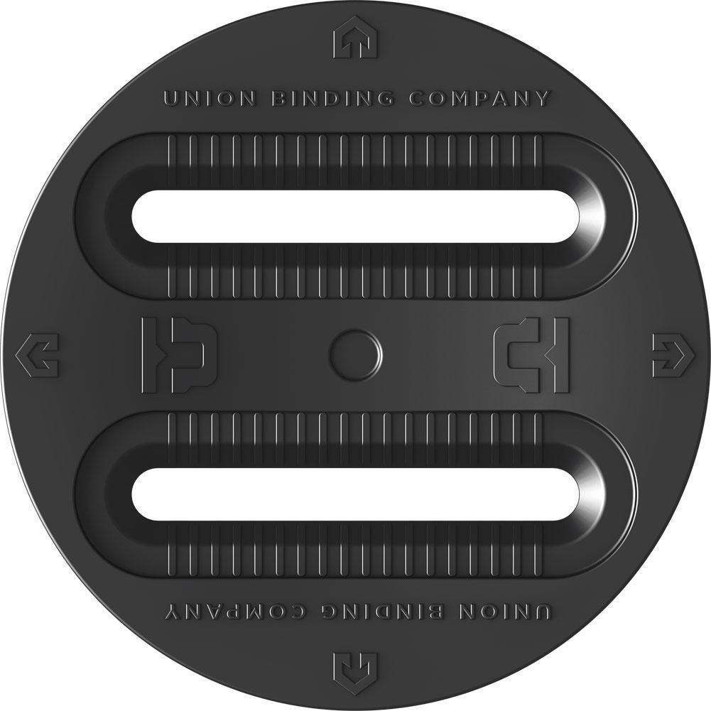 Union 3 Hole Disc (4x4 - 3- Hole)