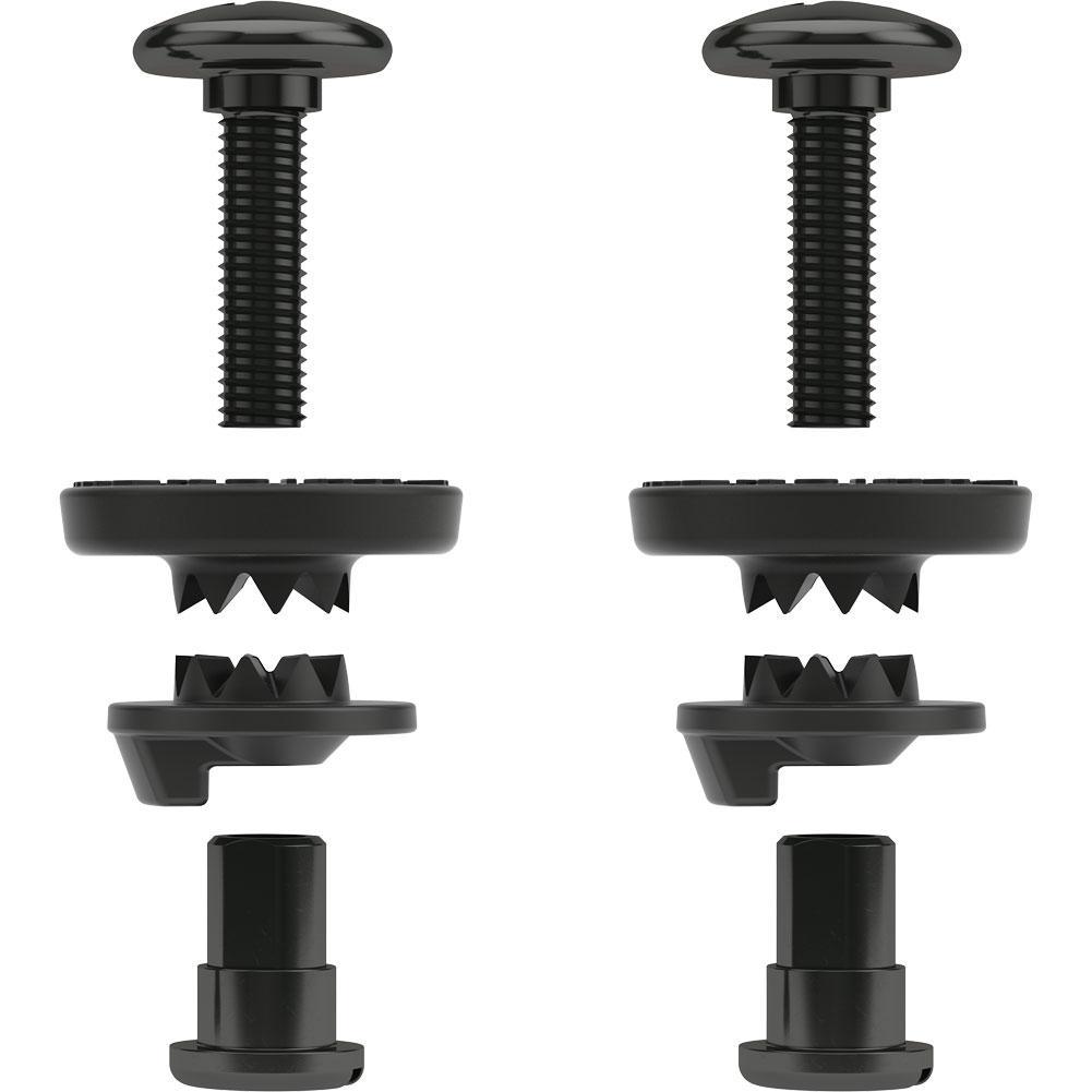 Union Ankle Hardware W/Locking Washer