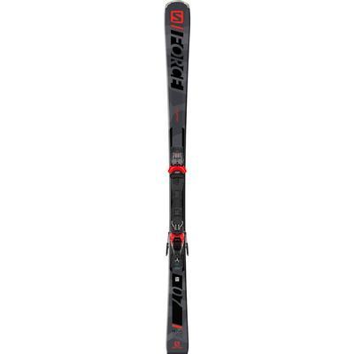 Salomon S/Force 7 Skis with M11 GW L80 Bindings Men's