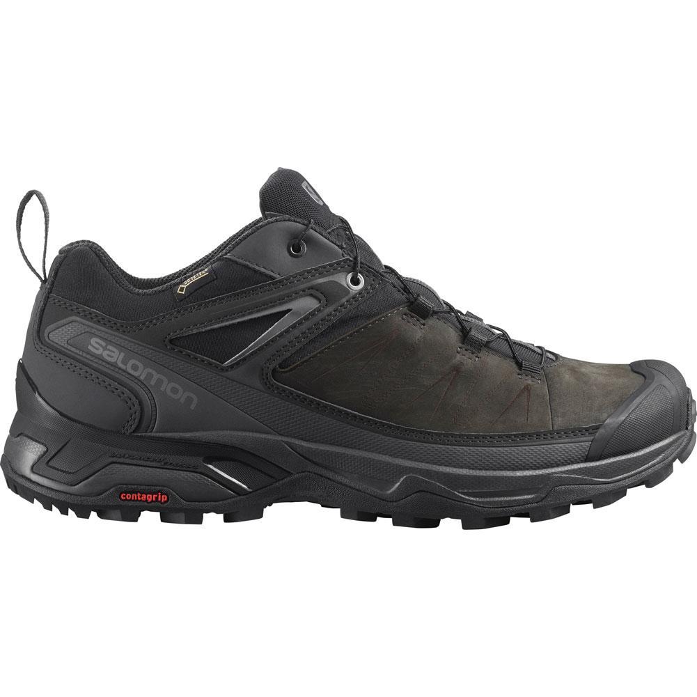 Salomon X Ultra 3 Leather Gtx Hiking Shoes Men's