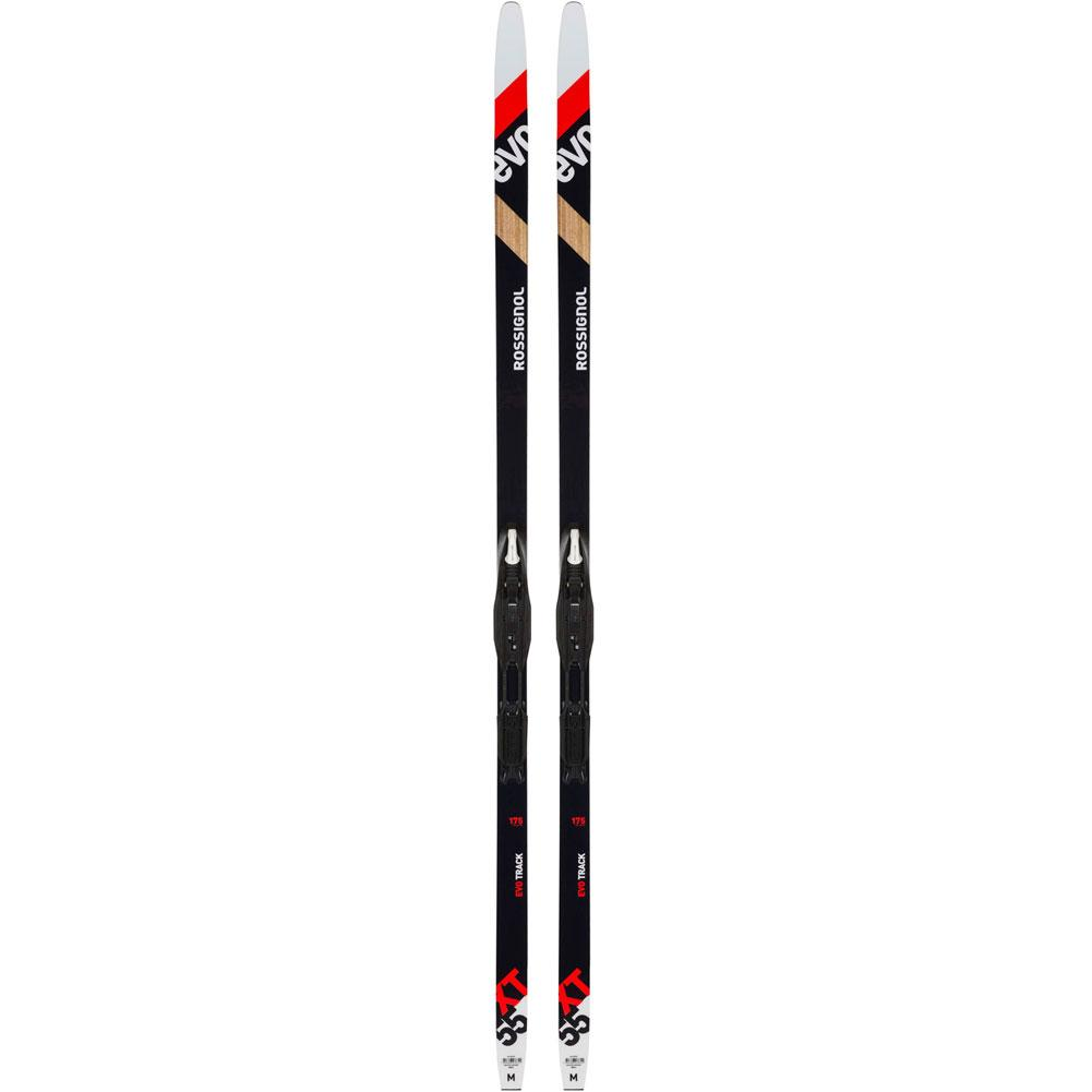 Rossignol Evo Xt 55 Cut Base/Tour Si Cross Country Skis With Bindings