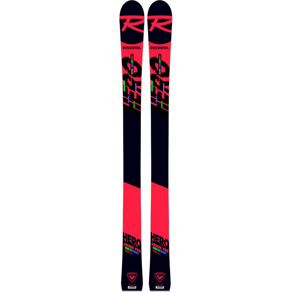 Rossignol Hero Jr Multi- Event Flat Skis Kids '