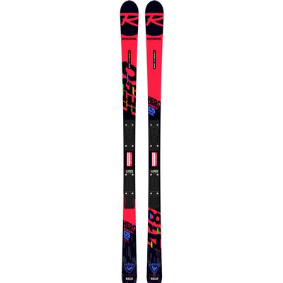 Rossignol Hero Athlete GS Pro Skis With R21 Pro Race Plate Kids'