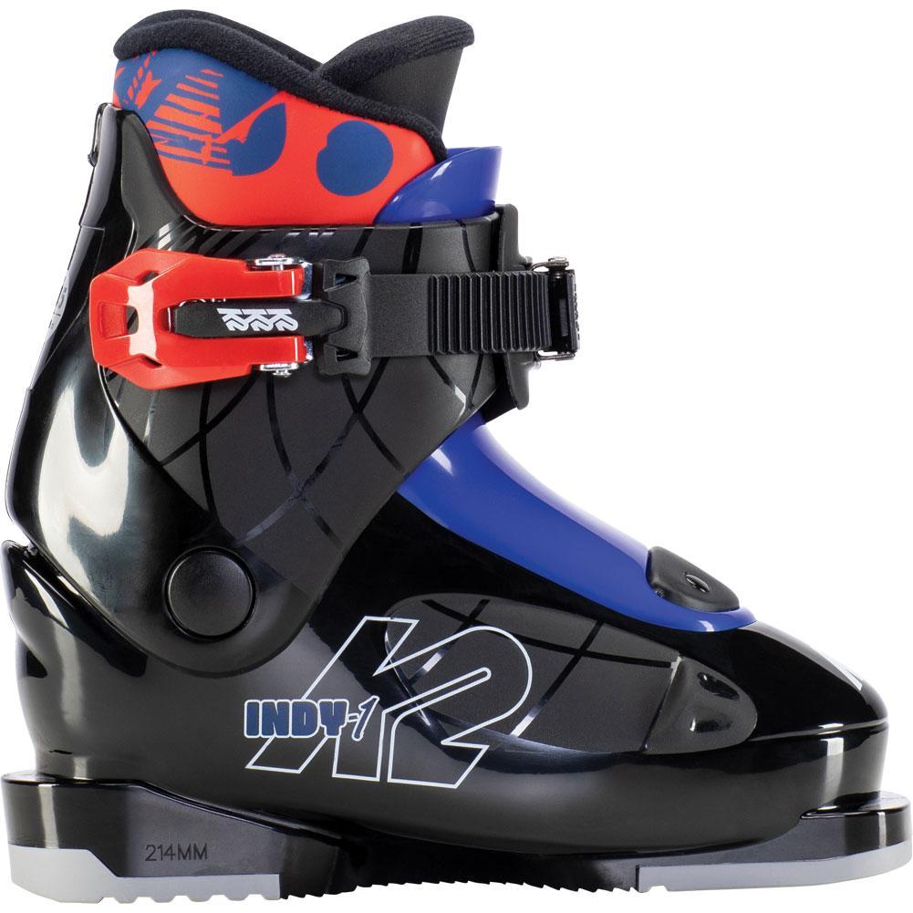 K2 Indy 1 Ski Boots Boys ' 21/22