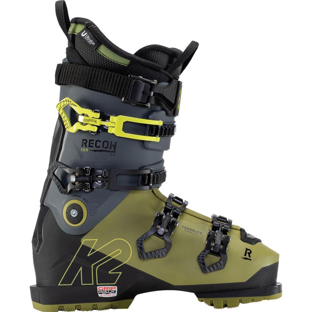 K2 Recon 120 Mv Gripwalk Ski Boots Men's 2021