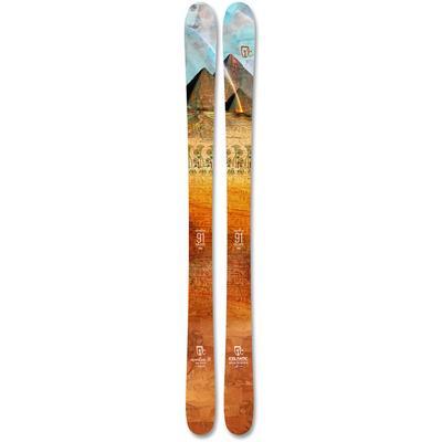 Icelantic Maiden 91 Skis Women's 2021