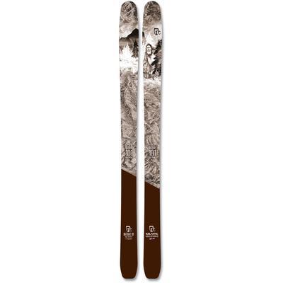 Icelantic Natural 101 Skis Men's 2021