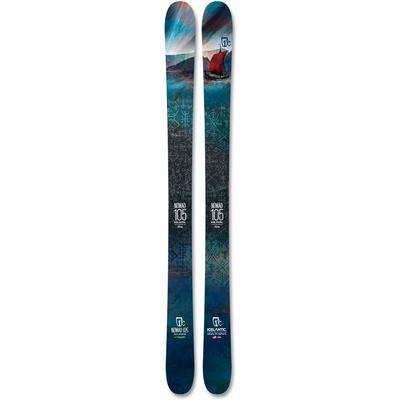 Icelantic Nomad 105 Skis Men's 2021