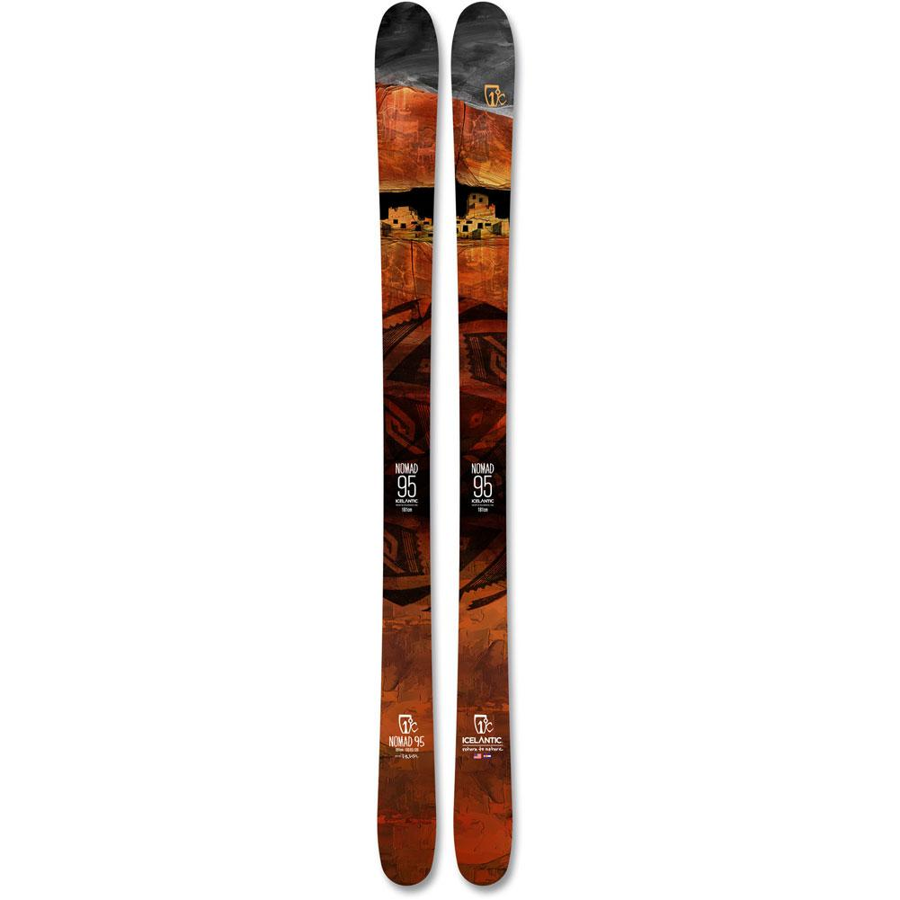 Icelantic Nomad 95 Skis Men's 2021