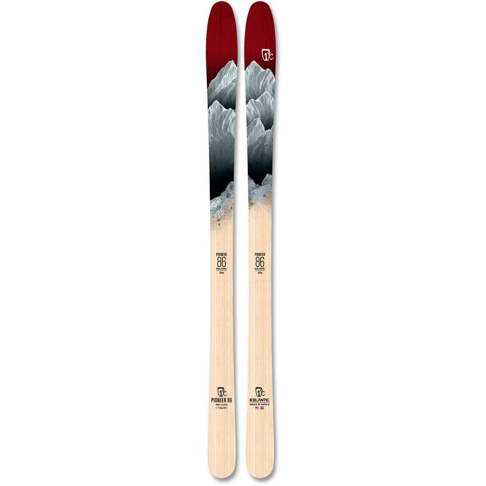 Icelantic Pioneer 86 Skis Men's 2021