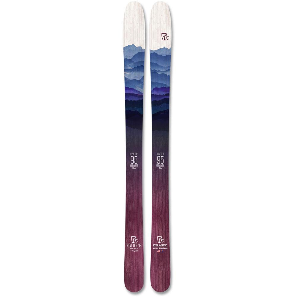Icelantic Riveter 95 Skis Women's 2021