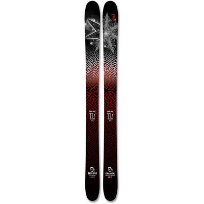 Icelantic Saba Pro 117 Skis Men's 2021