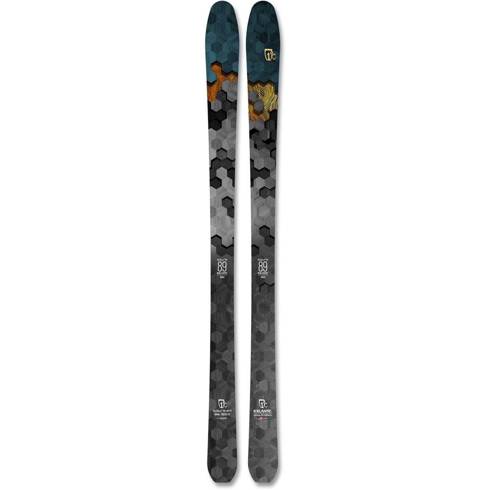 Icelantic Sabre 89 Skis Men's 2021