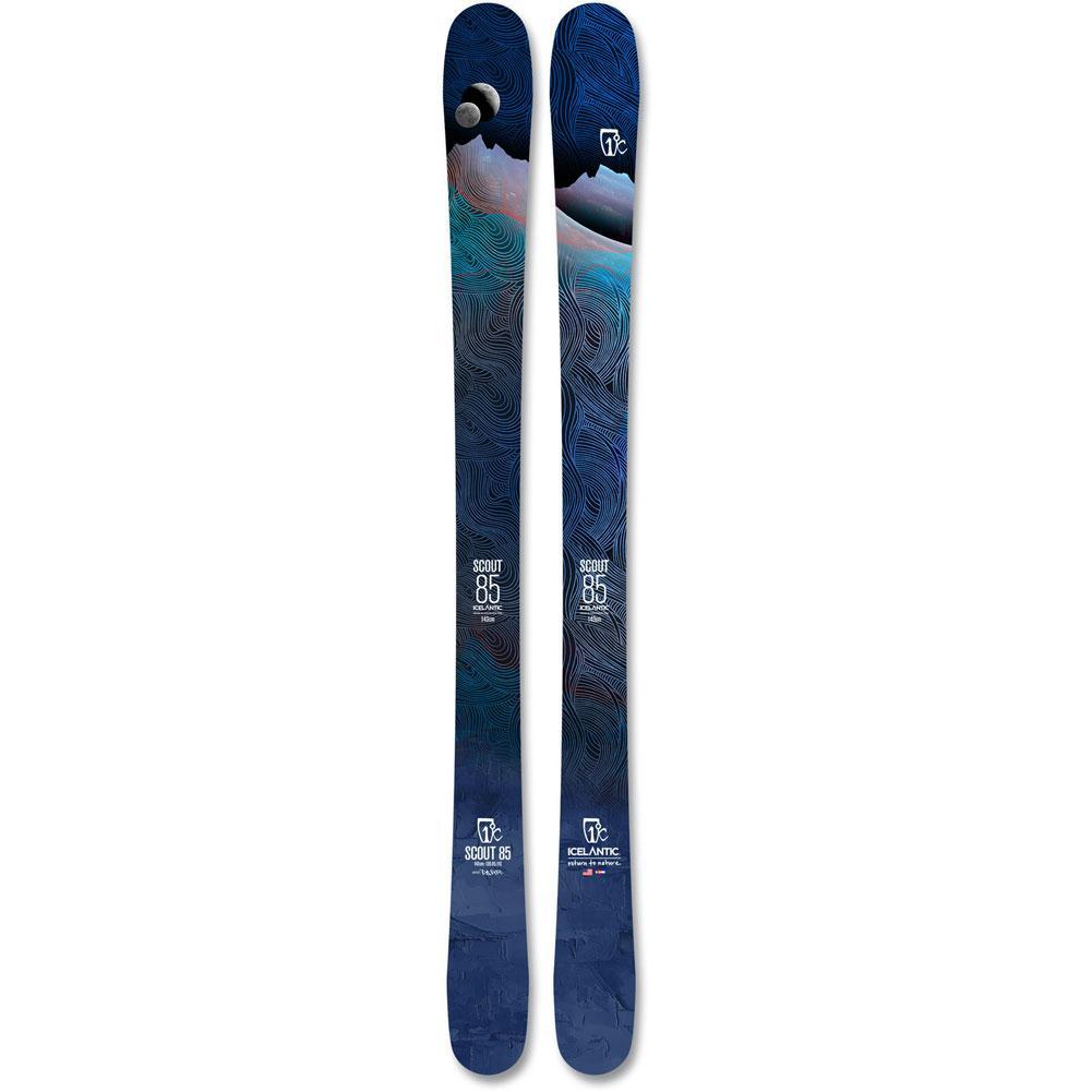 Icelantic Scout 85 Skis Kids ' 2021