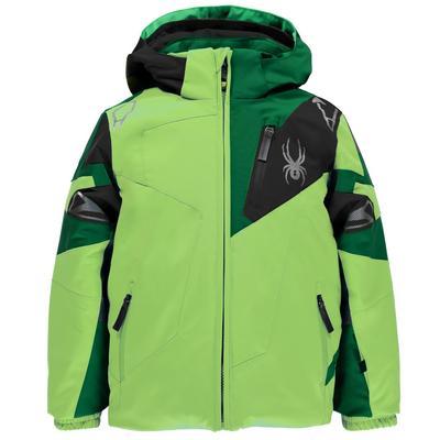 Spyder Mini Leader Jacket Boys'