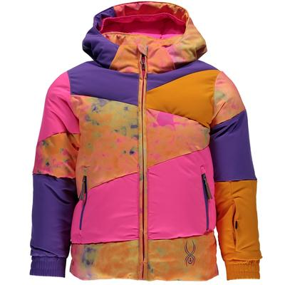 Spyder Bitsy Duffy Puff Jacket Girls'