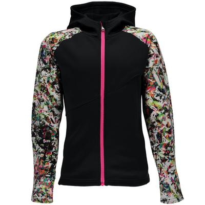 Spyder Crush Hoodie Fleece Jacket Girls'