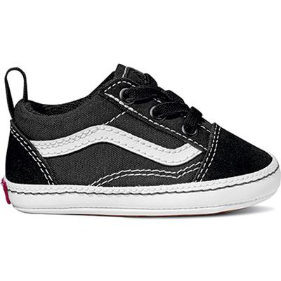 VANS INFANT OLD SKOOL CRIB SHOES